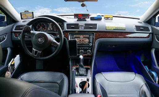 ashland oregon cab interior