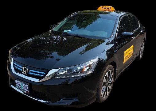 ashland oregon cab