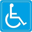 handicap-sign